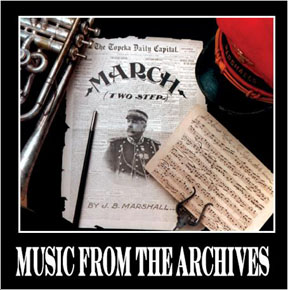 Music From the Archives CD Cover